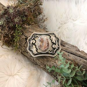 Accessories - Vintage western buckle.